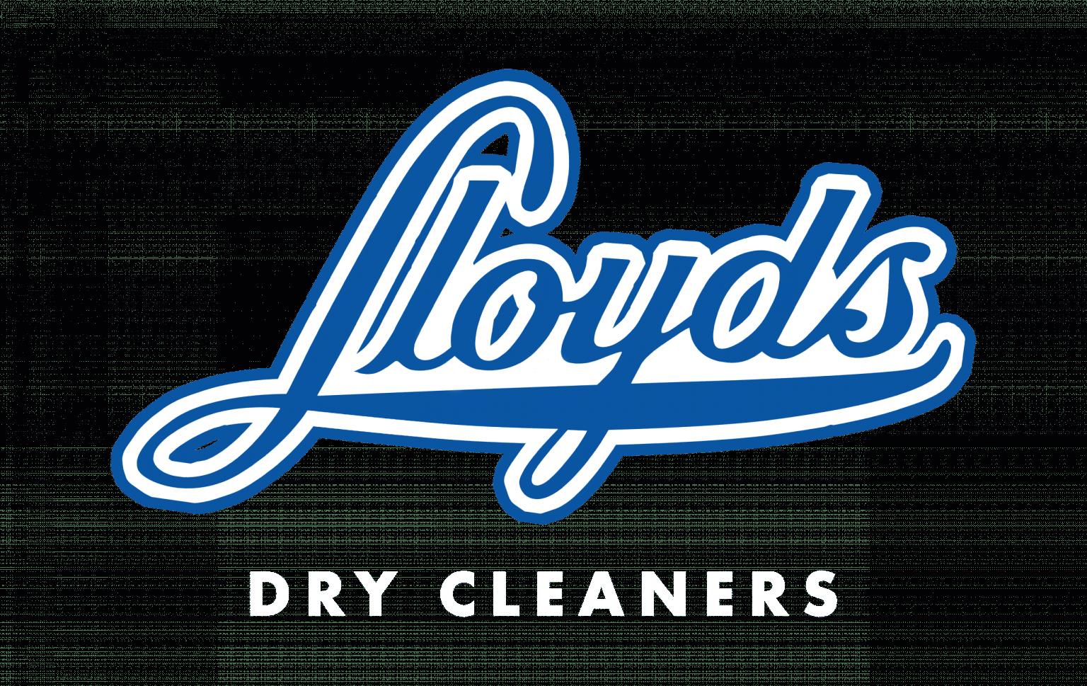 Lloyds Dry Cleaners - Logo